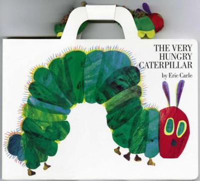 The Very Hungry Caterpillar Giant Board Book and Plush Package: Board