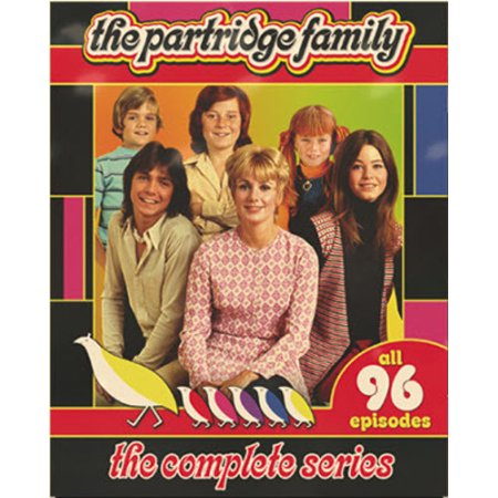 The Partridge Family: The Complete Series (DVD)