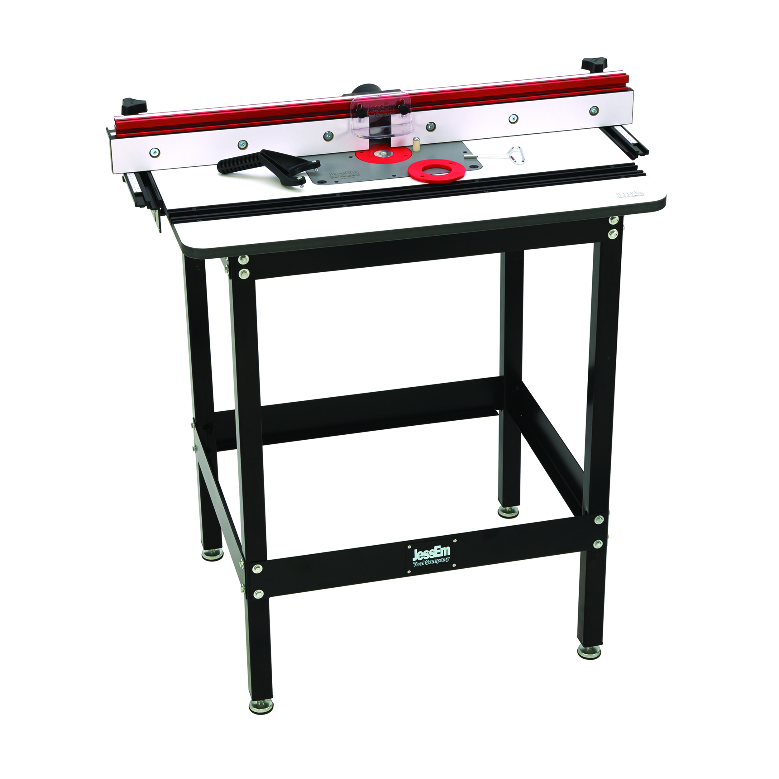 JESSEM Rout-R-Plate Included Router Table System with Phenolic Top