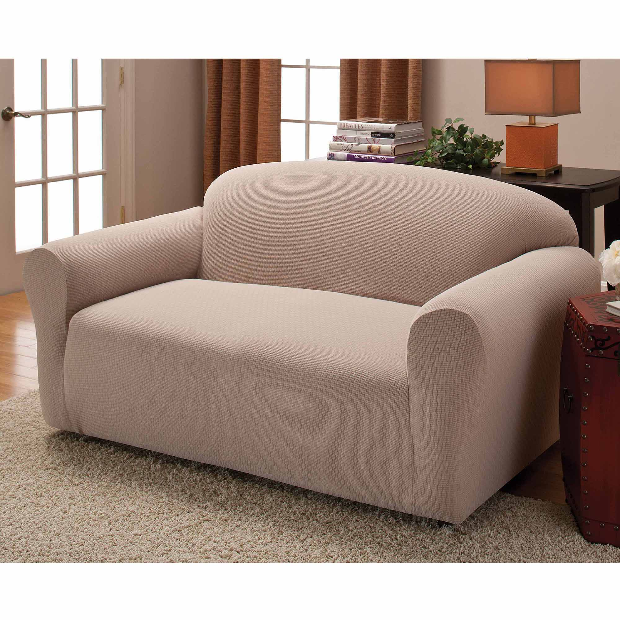 Stretch Sensations Crossroads Slipcover Sofa Couch Cover