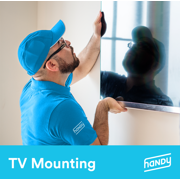 TV Wall Mounting and Installation (mount not included)