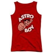 Astro Boy Flying Juniors Tank Top Shirt