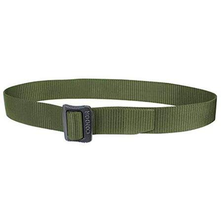 Battle Dress Uniform Belt Color- OD Green (Large) Air Force Dress Uniforms
