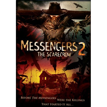 Messengers 2: The Scarecrow - Messenger Dvd