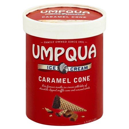 Umpqua Ice cream! - Review of Firehouse Fudge Company ...