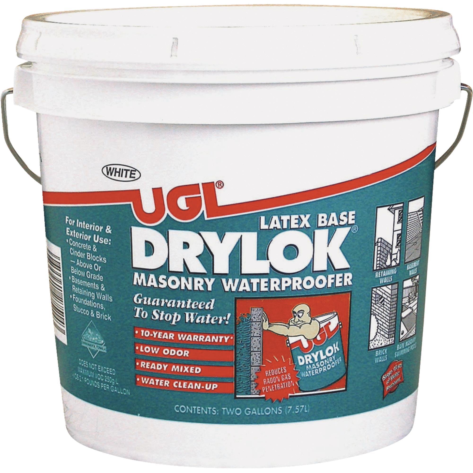 Drylok Latex Masonry Waterproofer by United Gilsonite Lab