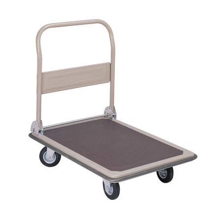Safco Stowaway Dolly (Safco Products Company 900 lb. Capacity Large Fold-Away Platform)
