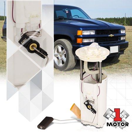 Chevy Truck Fuel Door (Fuel Pump Module Assembly E3932M for 96-97 Chevy Tahoe GMC Yukon 5.7 6.5 4-Door)