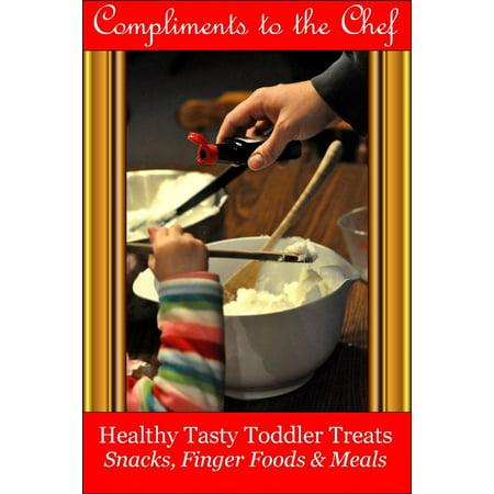 Halloween Finger Food Treats (Healthy Tasty Toddler Treats: Snacks, Finger Foods & Meals -)