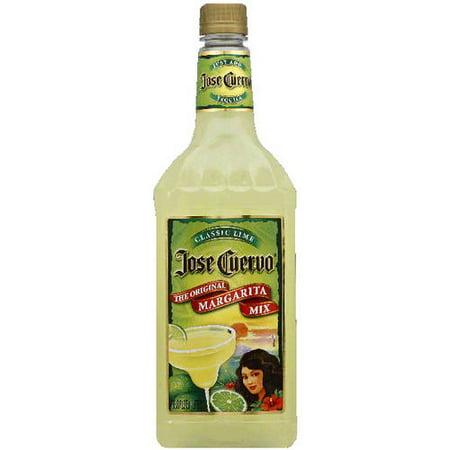 Jose Cuervo, Jose Cuervo Classic Lime The Original Margarita Mix, 1 LT (Pack of -