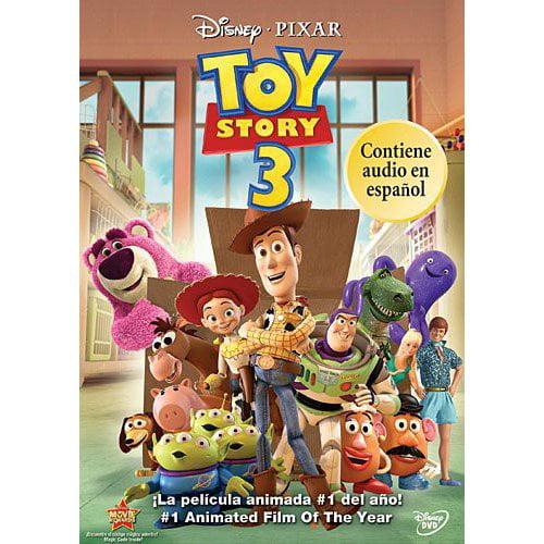 Toy Story 3 (Spanish) (DVD)