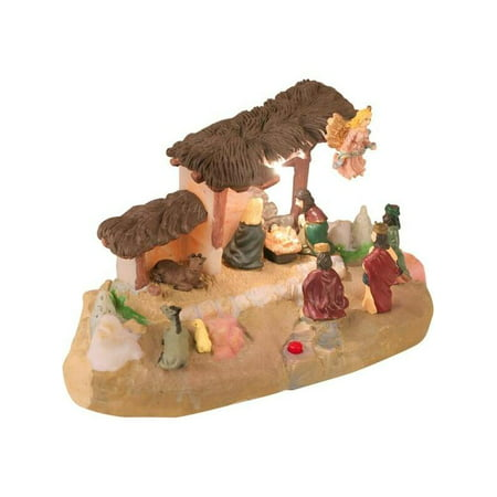 Animated Christmas Nativity Scene (Nativity Christmas)