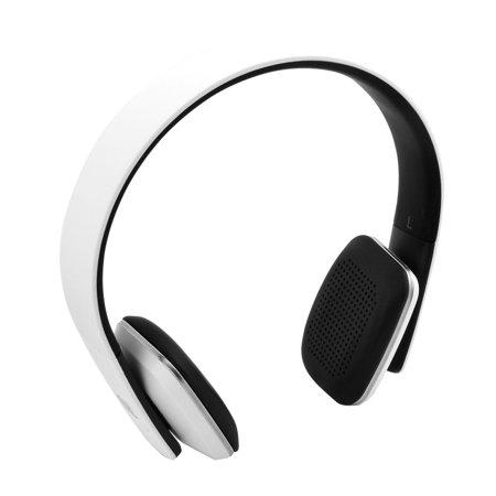 Unique Bargains PC Tablet Noise Reduction Stereo   Headset White w USB Cable