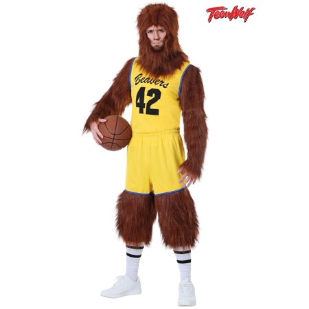 Adult Teen Wolf Costume](Wolf Costume Baby)