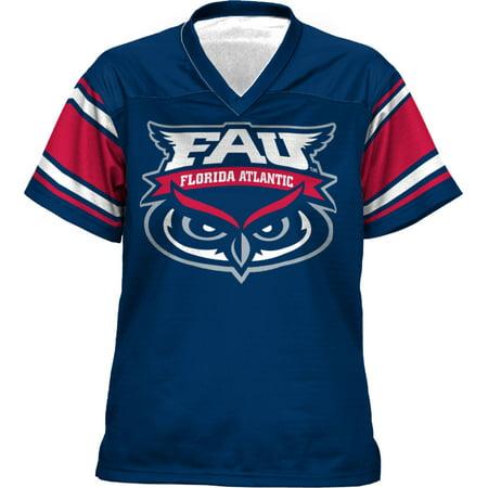 ProSphere Girls' Florida Atlantic University End Zone Football Fan Jersey](Football Jersey For Girls)