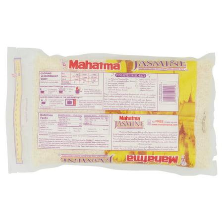 Best Mahatma Enriched Thai Fragrant Long Grain Jasmine Rice, 5 lb deal