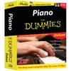 eMedia Music FD09105 Piano for Dummies Deluxe 2-CD-ROM Set Piano for Dummies Deluxe 2-CD-ROM Set from eMedia Music gives you everything you need to get started on piano or keyboard and more! This 2-disc set includes over 300 step-by-step lessons take you from basics to reading music notation, playing melodies, harmonies, scales and much more! Instant Feedback listens to your playing and highlights notes played correctly in melodies so you can learn faster. And you'll progress at your own pace as you receive instruction in full-motion videos!