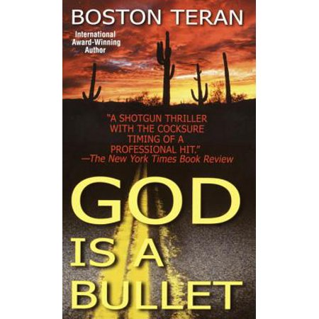 God Is a Bullet - eBook