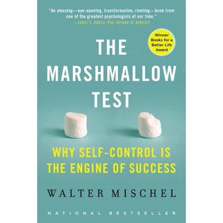 Little Luxuries Marshmallow - The Marshmallow Test - eBook