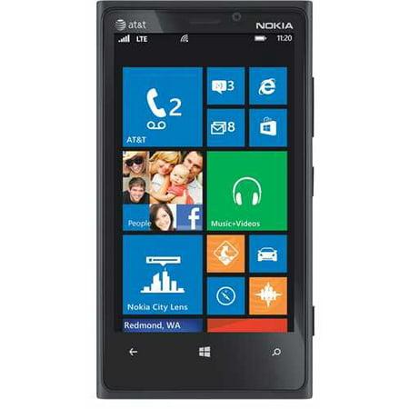 Refurbished Nokia Lumia 920 Rm 820 32Gb Gsm 4G Lte Windows 8 Smartphone At   Black