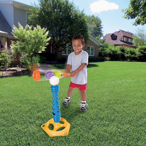 Little Tikes TotSports Clearly Baseball Play Set
