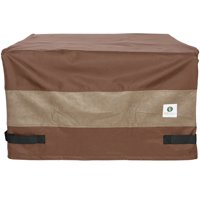 Duck Covers Ultimate Waterproof 32 Inch Square Fire Pit Cover