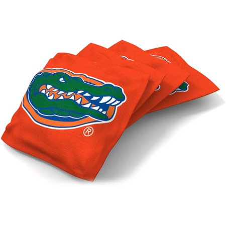 Wild Sports Collegiate Florida Gators XL Bean Bag 4pk