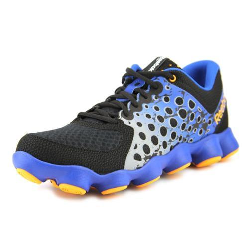 reebok atv19 mens size 10 blue mesh running shoes