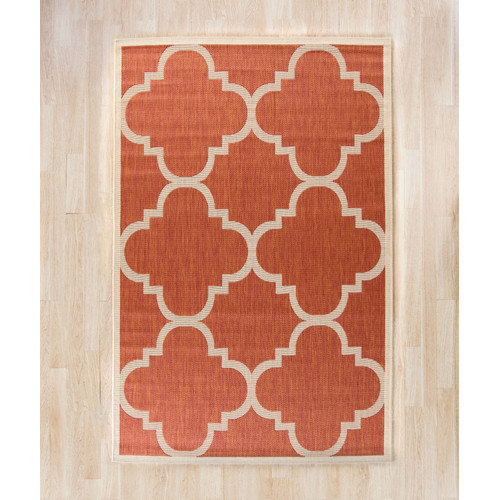 Safavieh Courtyard Becky Power-Loomed Indoor/Outdoor Area Rug or Runner