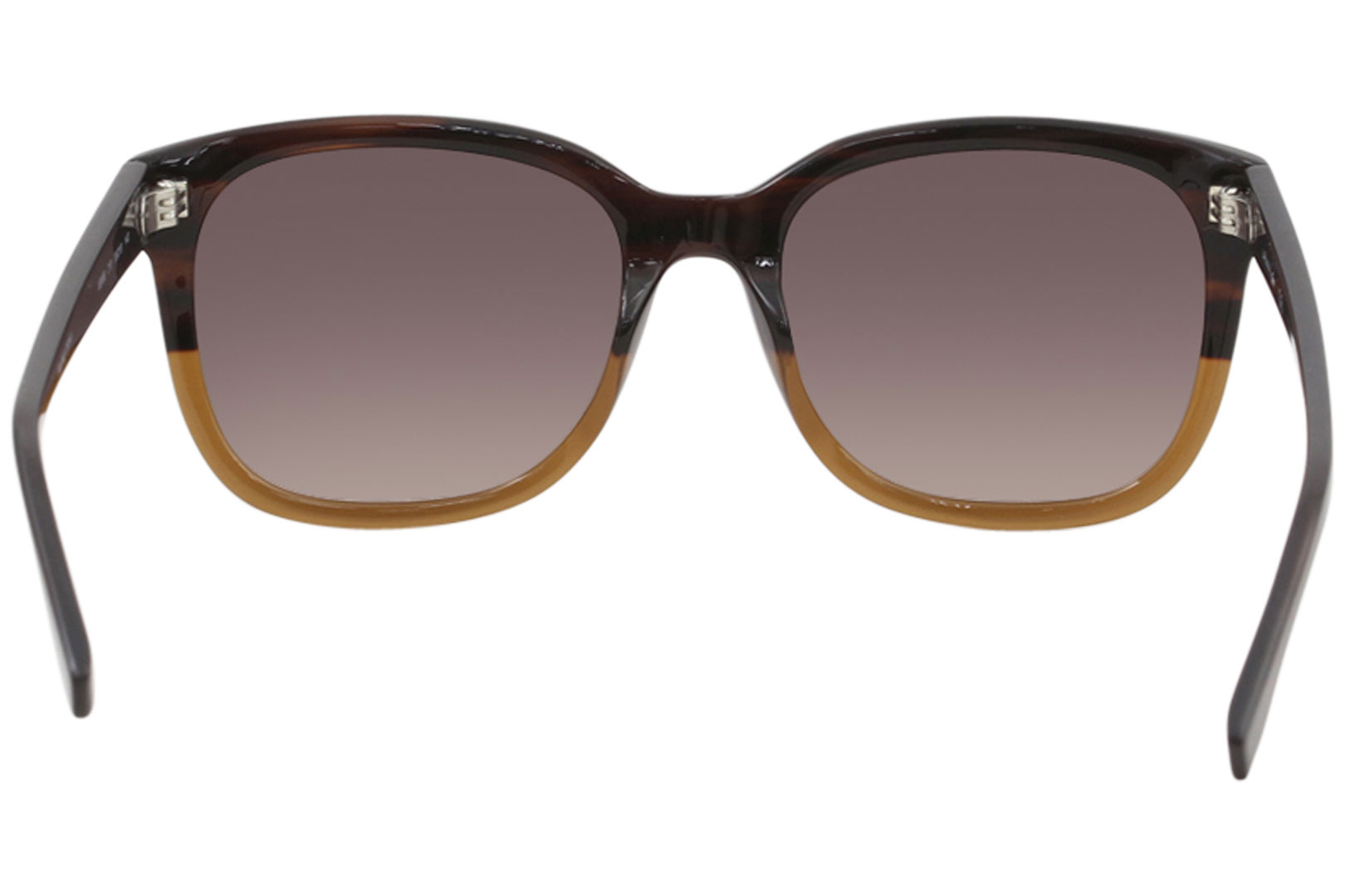 Lacoste Women/'s L815S L//815//S 210 Brown Fashion Square Sunglasses 55mm