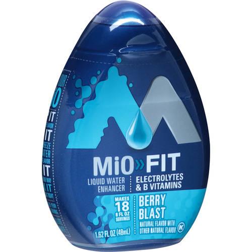 MiO Fit Berry Blast Liquid Water Enhancer, 1.62 fl oz