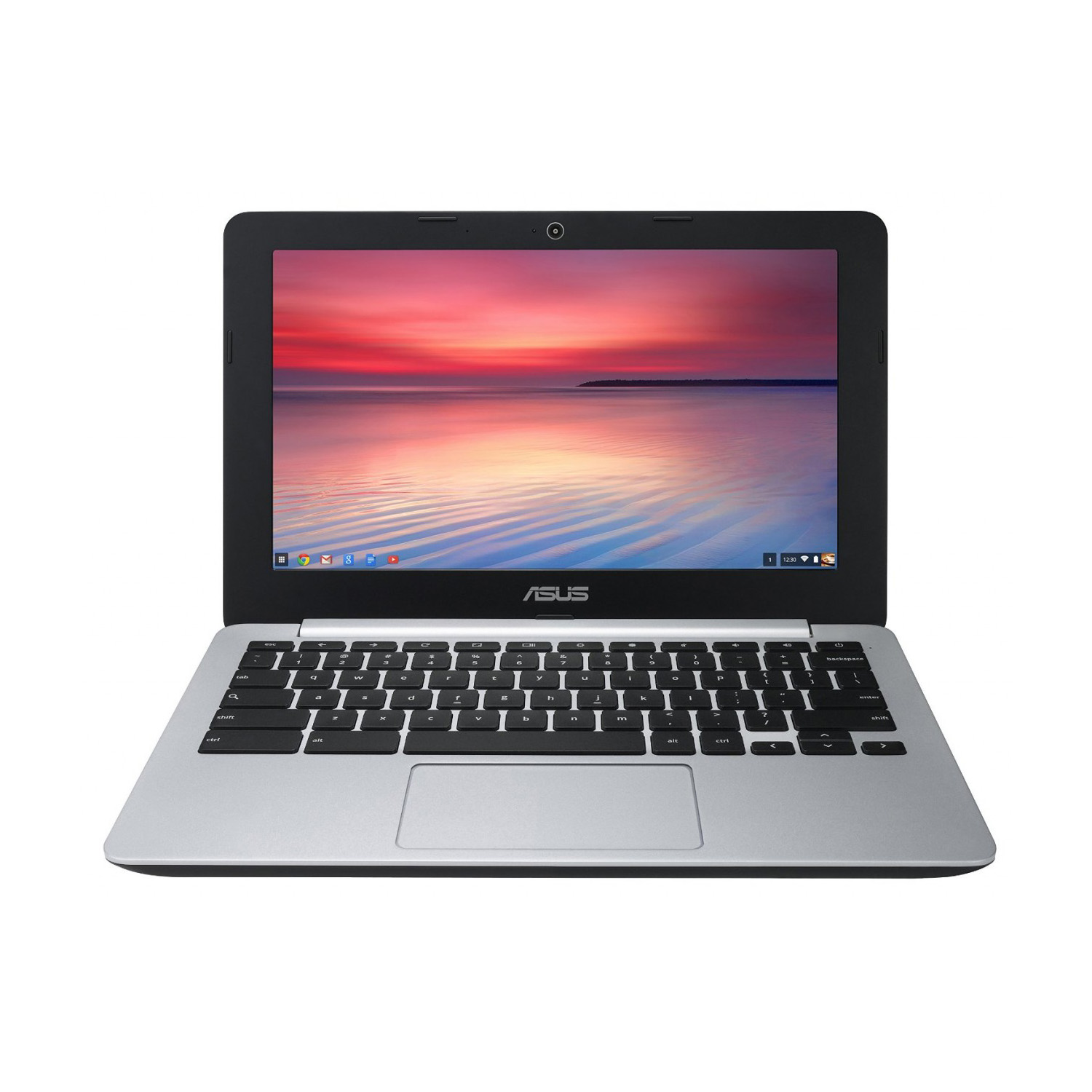 "Refurbished Asus 11.6"" C200MA Chromebook Laptop Intel Celeron Dual Core 2.16GHz 2GB 16GB SSD"