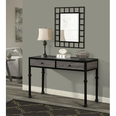 Deck Console - Home Source Console Table / Desk Drawers