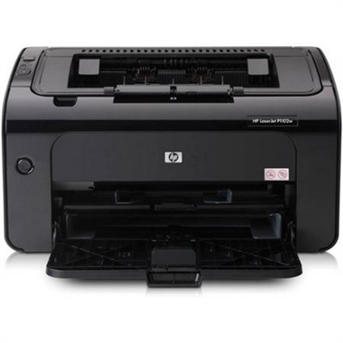 Refurbished HP LaserJet Pro P1102w Wireless Monochrome Printer ...