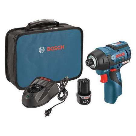 Brushless Impact Driver Kit,1.9 lb.
