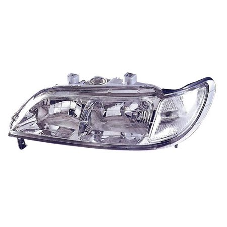 Go-Parts » 1997 - 1999 Acura CL Front Headlight Headlamp Assembly Front Housing / Lens / Cover - Left (Driver) Side 33151-SY8-A01 AC2518105 Replacement For Acura CL 01 03 Acura Cl
