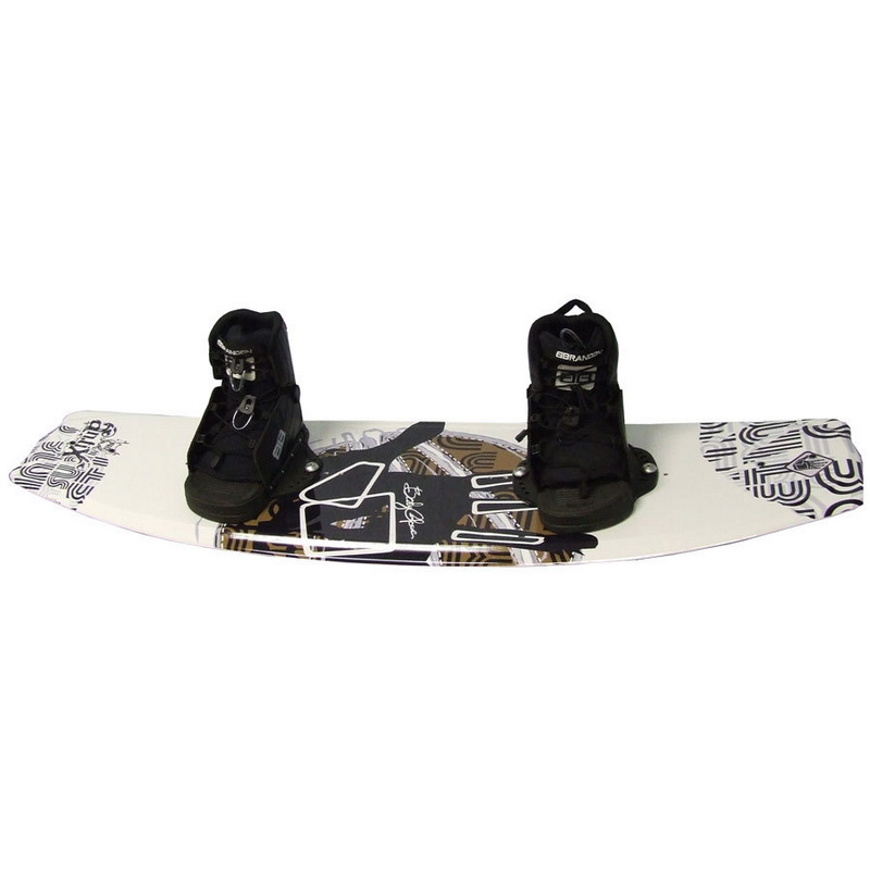 Body Glove 3005-9570 Body Glove Anitx Wakeboard with Brandon Bindngs by