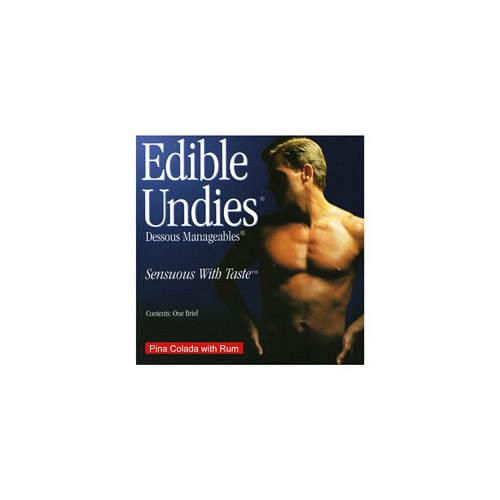 Eldorado Men'S Edible Undies - Pina Colada 7349PC