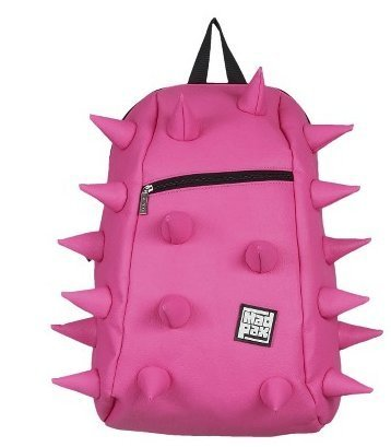 MadPax - Mad Pax Spiked Backpack - Pink Full