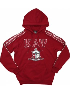2976e69d Product Image Big Boy Kappa Alpha Psi Divine 9 S4 Pullover Mens Hoodie  [Crimson Red - M