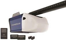 Chamberlain Garage Door Opener, 1 2 Hp Chain Drive, 2 Remote Controls by Chamberlain