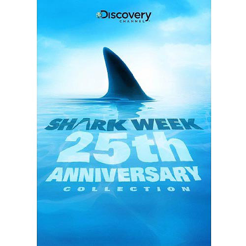 Shark Week: 25th Anniversary Collection (ANNIVERSARY)