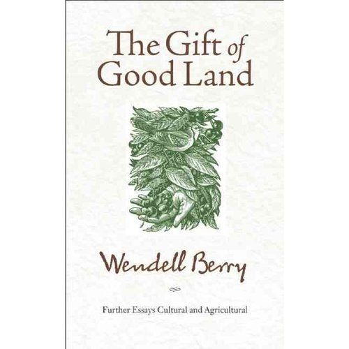 Agricultural cultural essay further gift good land