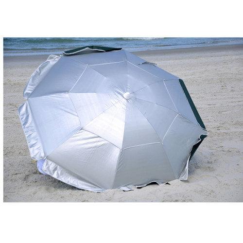 Solar Guard 6' Dual Canopy Beach Umbrella