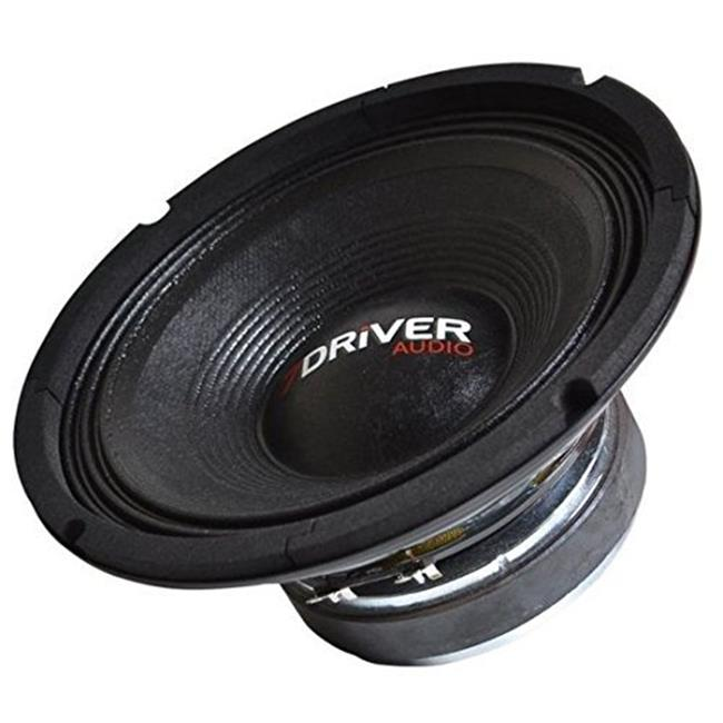 7 Driver Audio 8250S 8 in. Mid-Woofer 250 Maximum & 125 RMS watts - 8 Ohm Impedance - image 1 of 1