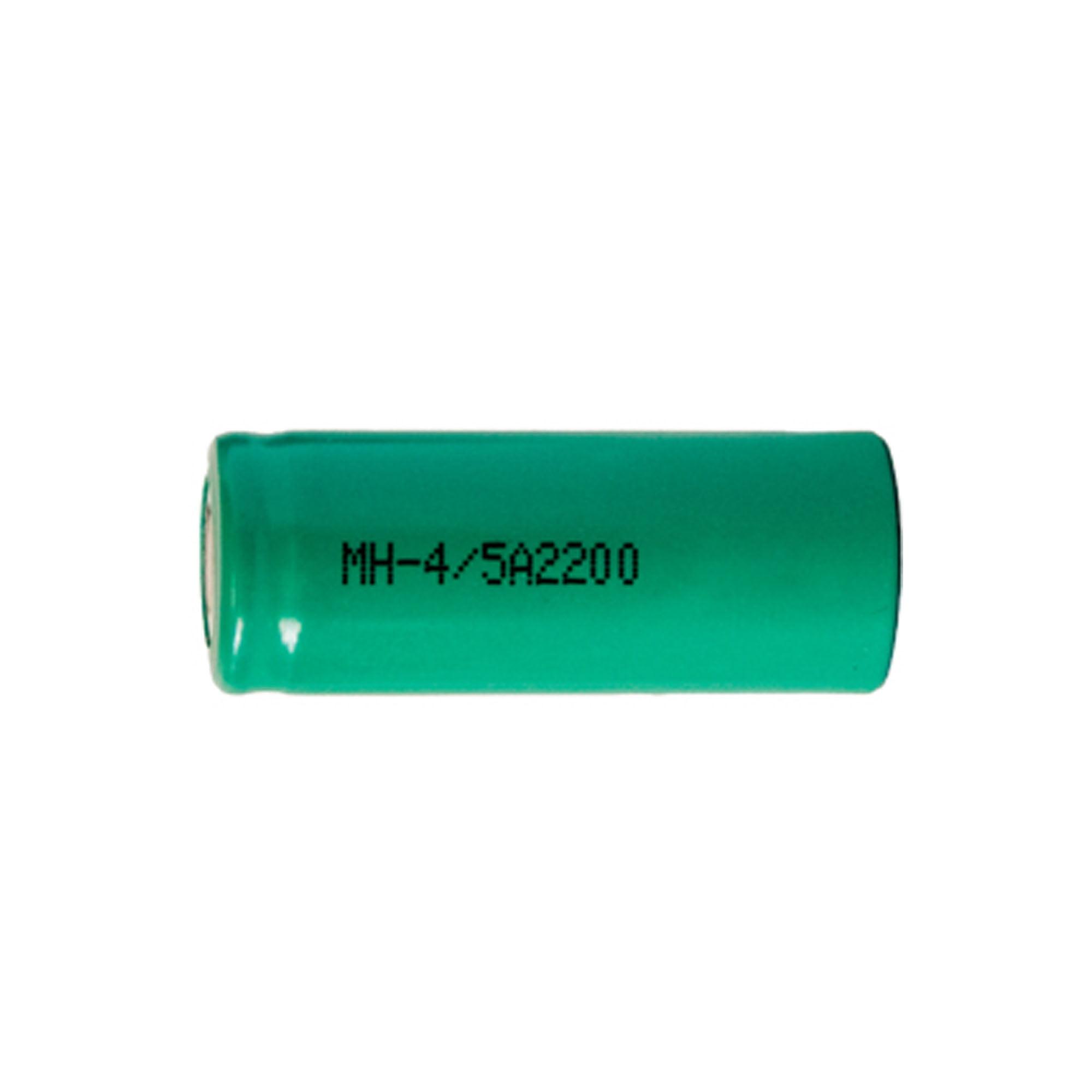 50-Pack 4/5 A NiMH Flat Top Batteries (2200 mAh) - image 1 de 1