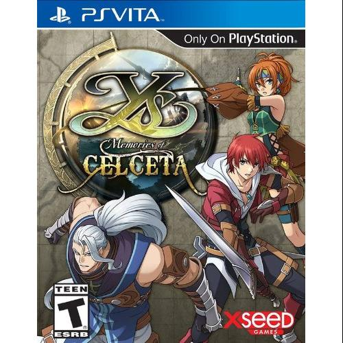 Ys:memories Of Celceta (Crave Entertainment)