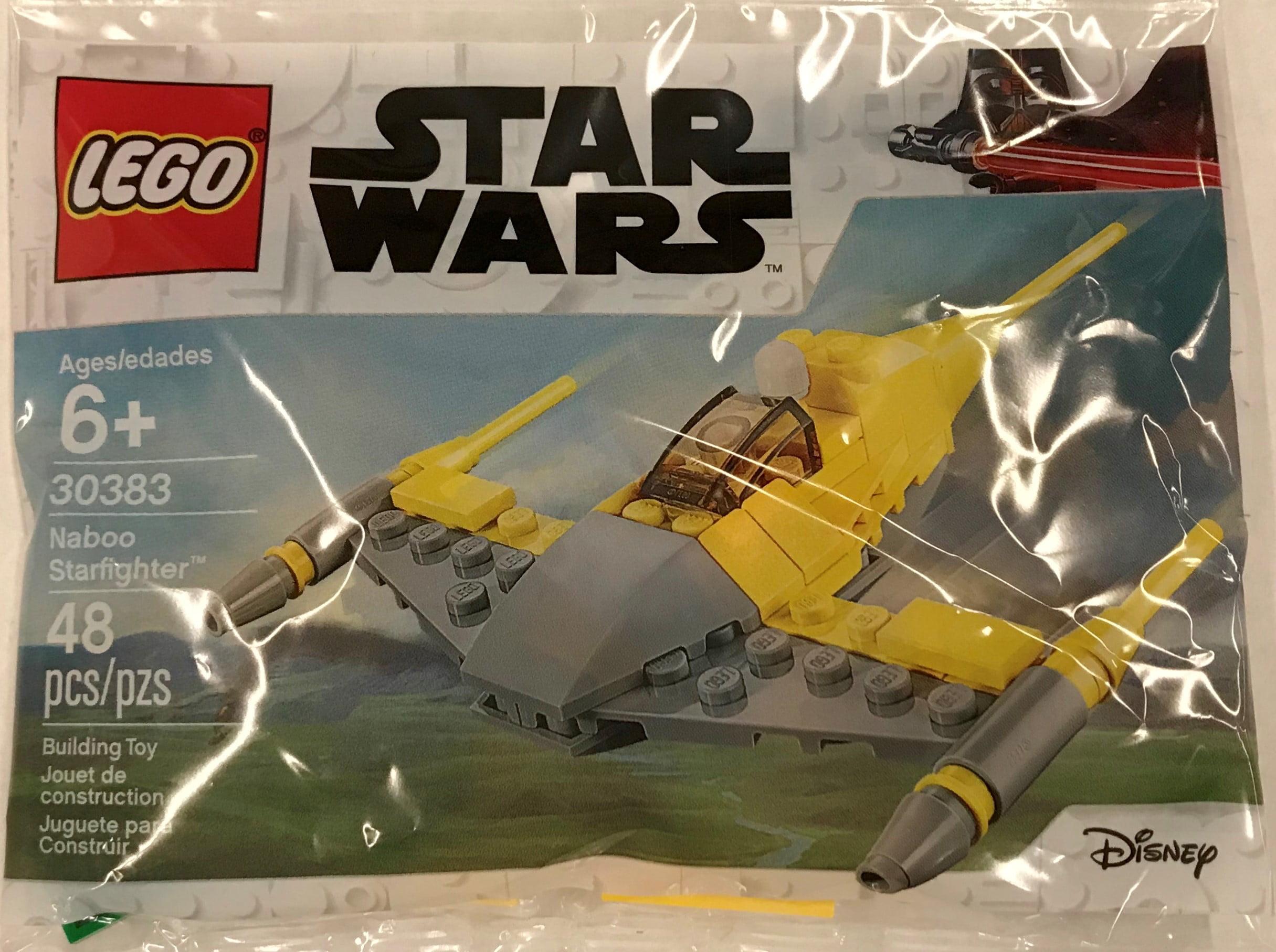 Lego Star Wars 20th Ship Bag 30383 – Walmart Inventory