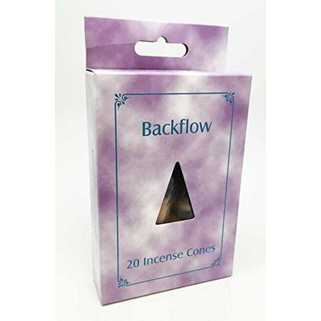 Backflow Incense Cones Pack of 80 Lavender Sandal Rose and Jasmine Scent For Backflow Incense Burners