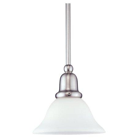 Sea Gull Lighting 61060 Sussex 1 Light Mini Pendant